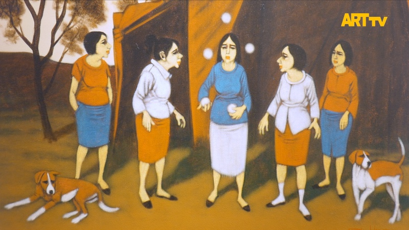 Orhan Umut | Yüzleşme | Cadde 160 Art Gallery