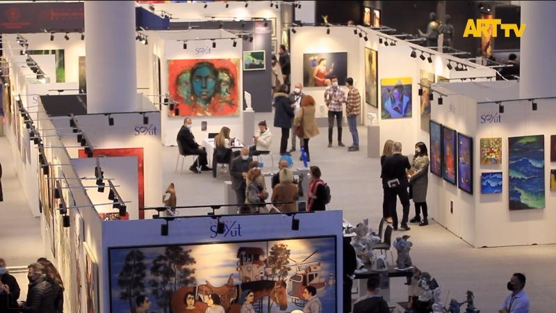 ARTANKARA 7.Uluslararası Çağdaş Sanat Fuarı | ATO Congresium